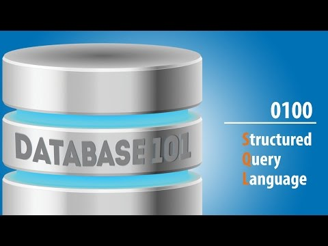The Relational Database - Structured Query Language / SQL