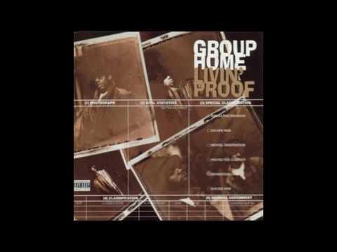 Group Home - Livin' Proof (1995) (Full Album)