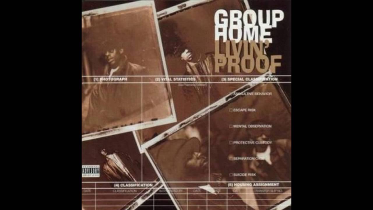 Group Home - Livin' Proof (1995) (Full Album) #1