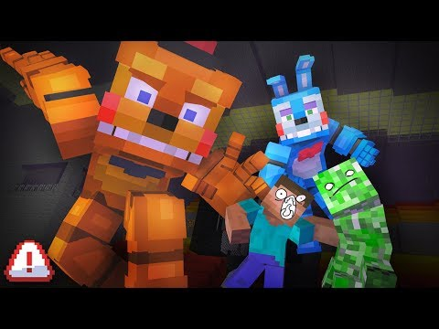 FNAF VS Mobs : Sport Games Competition! - Monster School Minecraft Animation