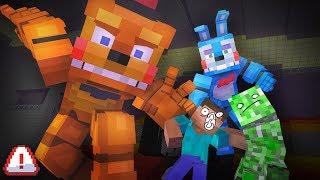 FNAF VS Mobs : Sport-Spiele Wettbewerb! - Monster School Minecraft Animation