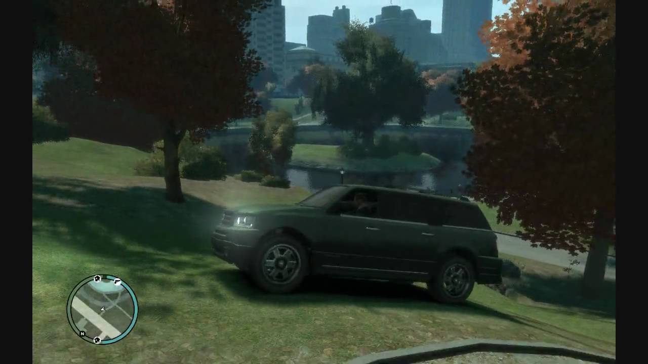 #30 GTA 4 Cars - LANDSTALKER - YouTube