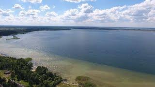 Альтернатива морю: топ-5 озер Украины для летнего отдыха