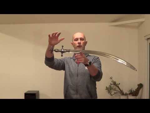 Point of balance on swords - No good or bad