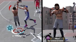 THIS IS SO SUSPECT! MIGHT BE TIME TO RETIRE DEADLIEST JUMPSHOT 3.0!? NBA 2k18 Playground