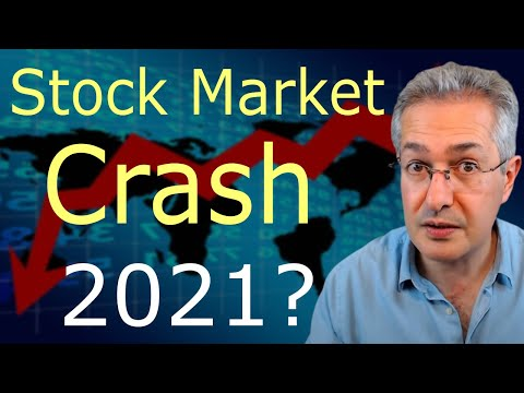 Stock Market Crash 2021?