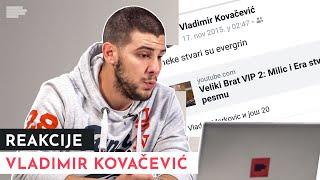 Vladimir Kovačević reaguje na svoje stare fotke | MONDO REAKCIJE | S01E11