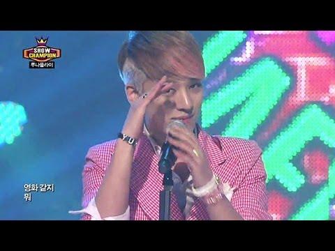 LUNAFLY - Fly To Love, 루나플라이 - 플라이 투 러브, Show champion 20130410