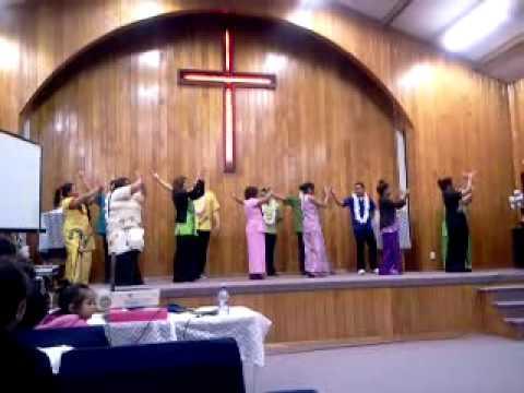 El Shaddai Youth Otara Samoan AOG