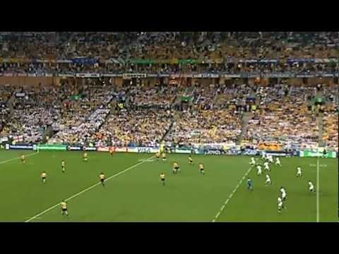 Rugby World Cup Final 2003, swing low version