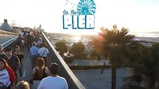 Santa Monica: ON THE PIER (360° Video)
