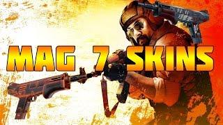 Cs Go Top 10 Mag 7 Skins