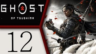 Ghost of Tsushima playthrough pt12 - Longbow Legendary Battle!/Burning Down the Log Camp
