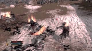 LOTR War In The North WalkthroughGameplay-Live Commentary-Greek-Part 25-The Coldfells