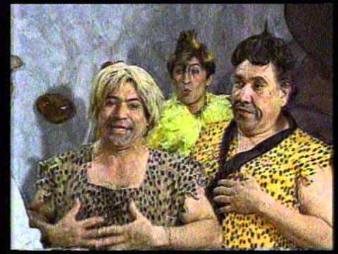 Risas & Salsa - Los picapiedra (Cassareto...