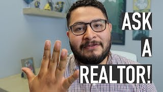 5 Questions to Ask when Interviewing a Real Estate Agent