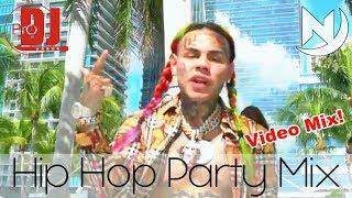 Special Hip Hop Party Mix ft. DJ Skywalker | Festival Urban RnB Twerk Reggaeton Dancehall Mix