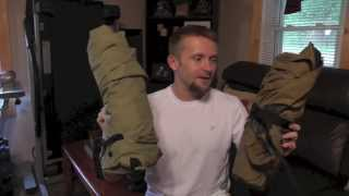 USMC Improved Bivy - In-depth Look -The Outdoor Gear Review