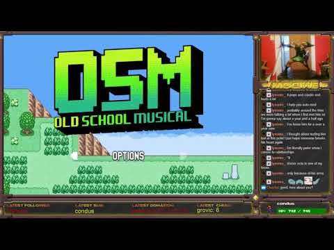 Old School Musical Part 1! :D (1/2) |