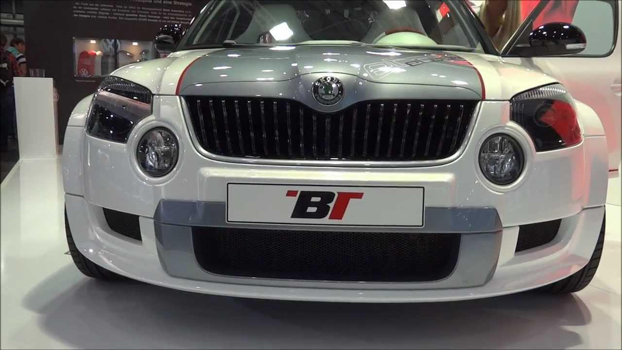 skoda yeti tuning concept hd youtube. Black Bedroom Furniture Sets. Home Design Ideas
