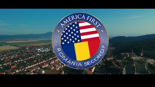 America First & Romania Second | Romania welcomes Trump in his own words