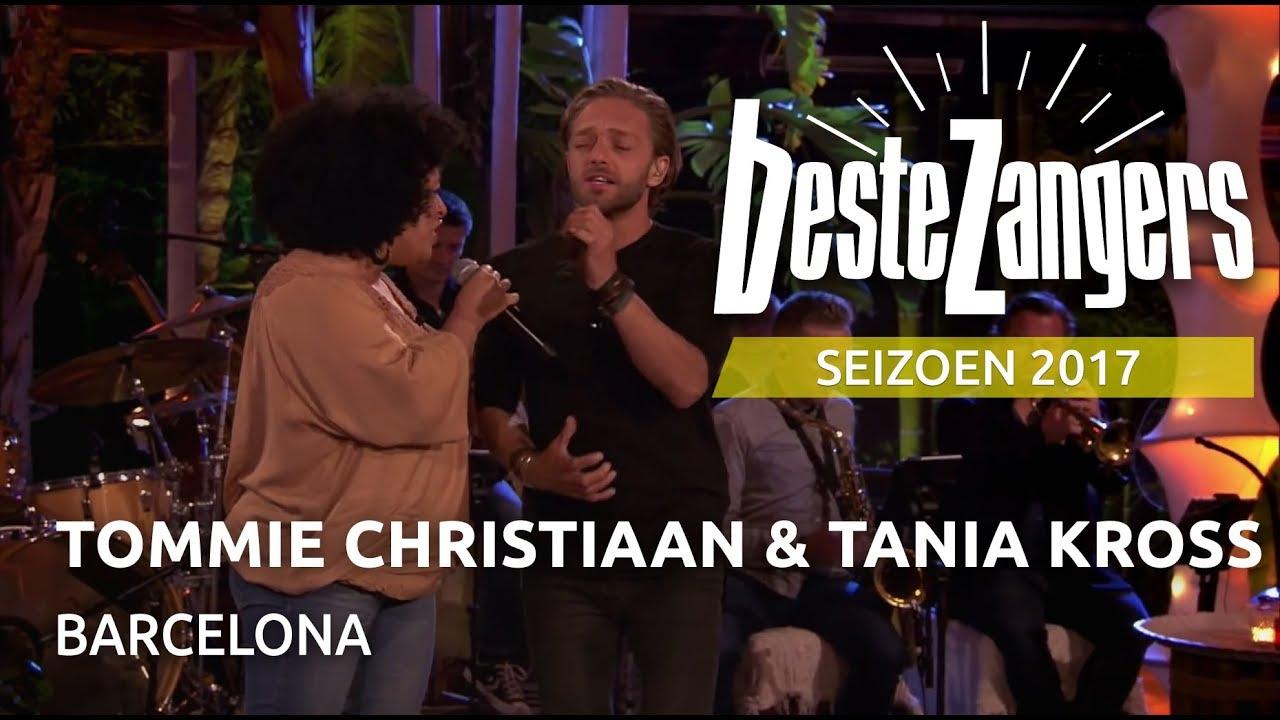 Tania Kross & Tommie Christiaan - Barcelona   Beste Zangers