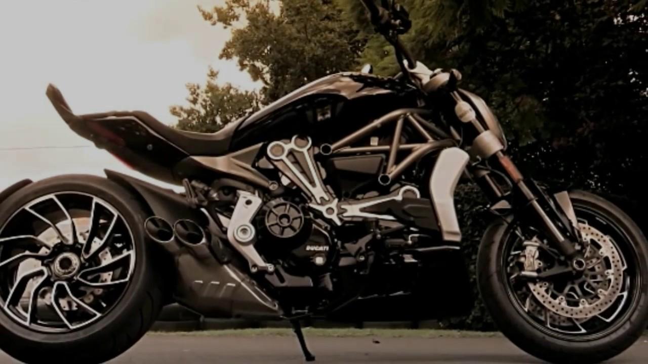 Ducati Xdiavel Exhaust