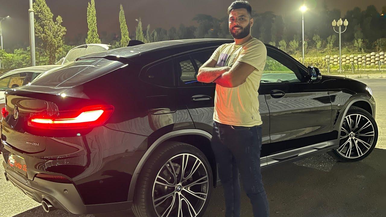 BMW X4 القوة الاناقة والراحة 😍🔥 Passage chez autowax pro 😉