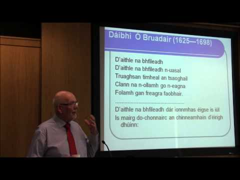 Irish Language & Culture - PRONI - History of The Irish Language