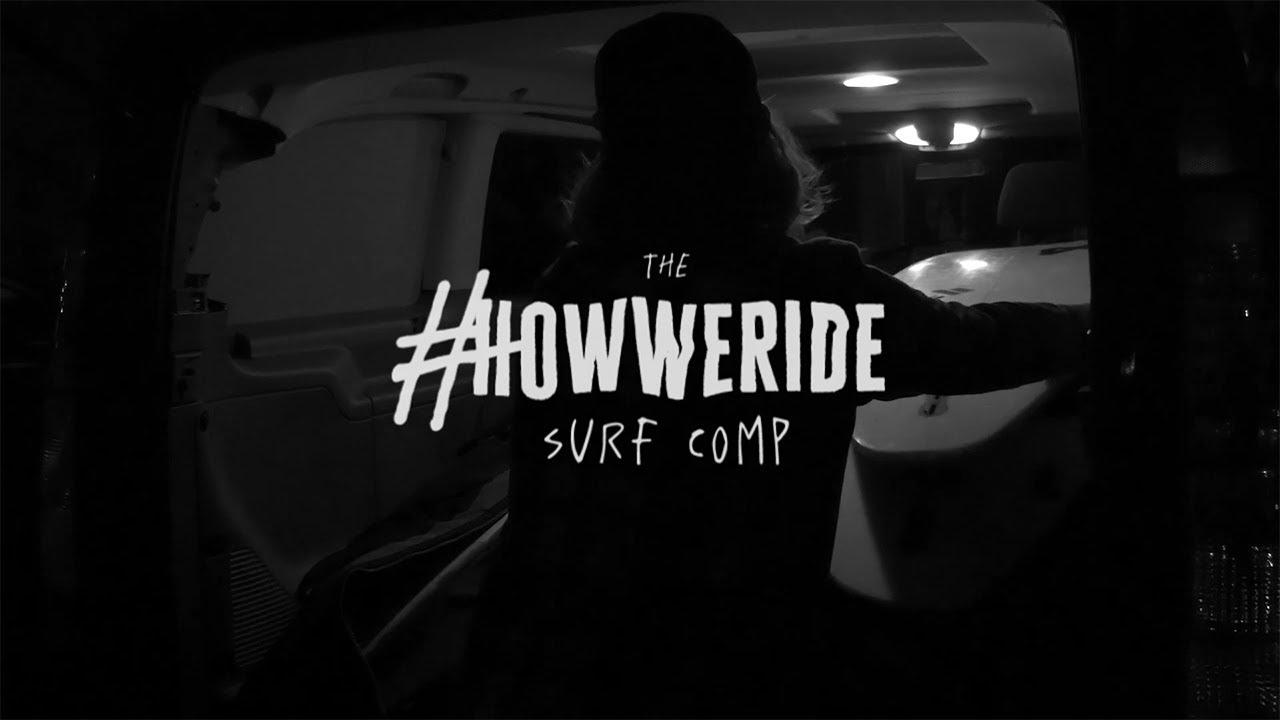 The #HOWWERIDE Surf Comp | Animal