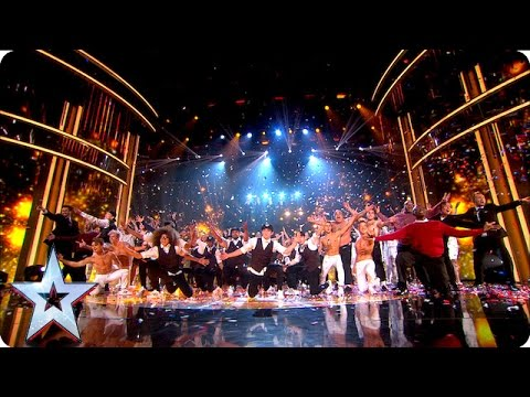 We celebrate 10 years of BGT with some familiar faces | Gran