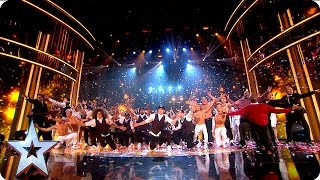 We celebrate 10 years of BGT with some familiar faces | Grand Final | Britain's Got Talent 2016 thumbnail