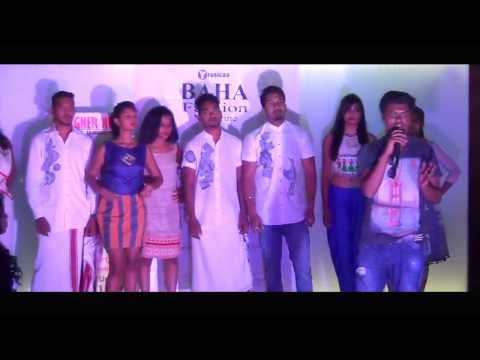 Santali Fashion Magazine Baha,ramp Show||Santali New Hit HD Video 2016||