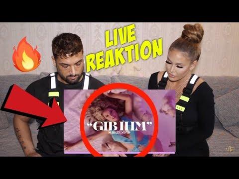 Shirin David - Gib Ihm (live reaktion) Lisha&Lou