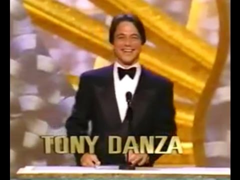 TONY DANZA Hosting the 29th (2003) People's Choice Awards