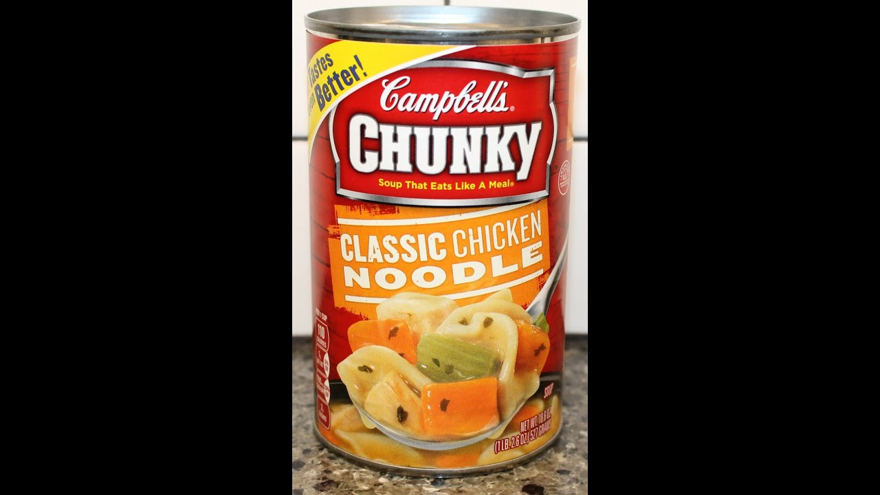 Image result for campbell's classic chicken noodle soup