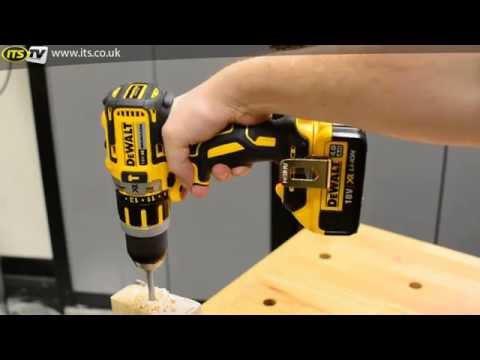 Dewalt DCD795 T1 18v Brushless XR Lithium-ion Hammer Drill Driver - ITS