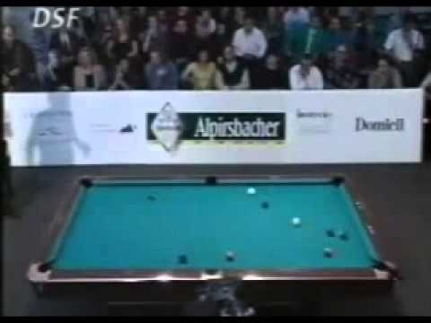 Rafael Martinez VS Francisco Bustamante.-9 Ball