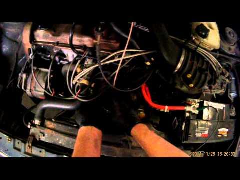 "CIS ""No-Start"": Fuel Pump Relay Quick Check"