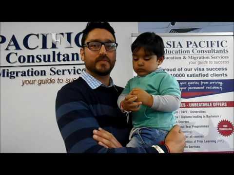 Got PR in Australia Today | Original Video | Asia Pacific group