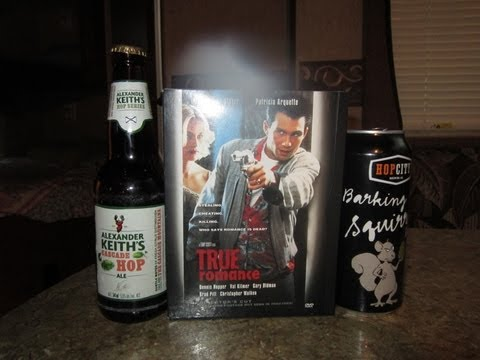 Two Beers and a Movie Review  (True Romance)