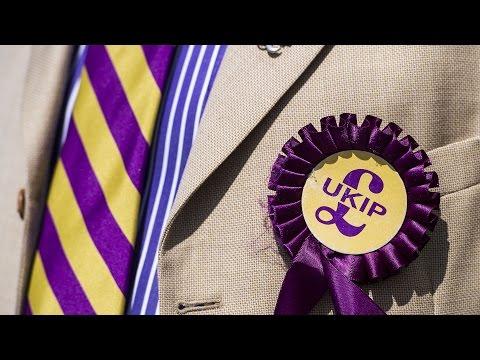 Anti-EU Party UKIP Wins Second Seat in Parliament