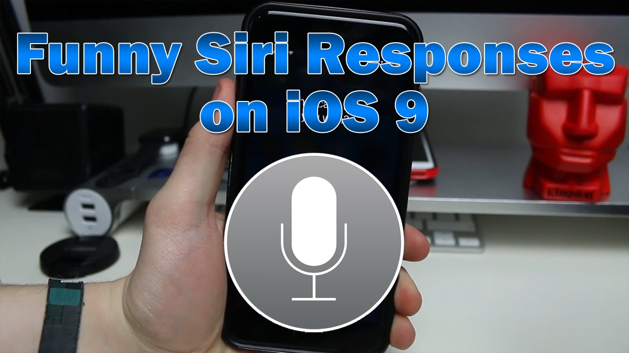 Funny Things To Ask Siri On IOS YouTube - The 24 funniest siri answers that you can test with your iphone