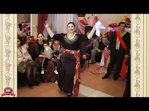 Цыганские танцы на свадьбе Егора и Лиды