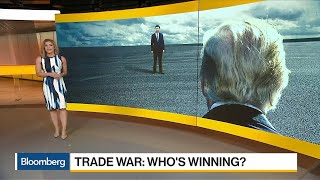 Who's Winning the Trade War?