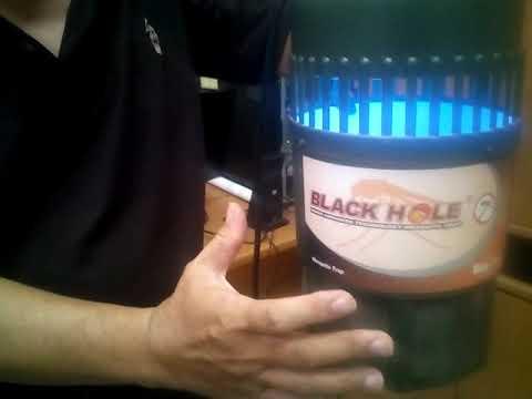 Perangkap Nyamuk Bio Trap Blackhole