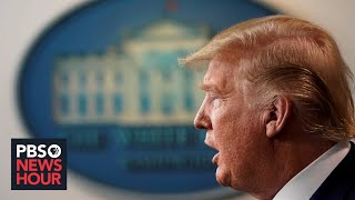 WATCH LIVE: Trump holds White House news conference — August 5, 2020