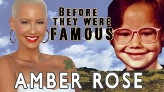 AMBER ROSE | Before They Were Famous
