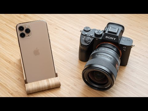 iPhone 11 Pro vs Sony A7III - How Pro is the Pro?