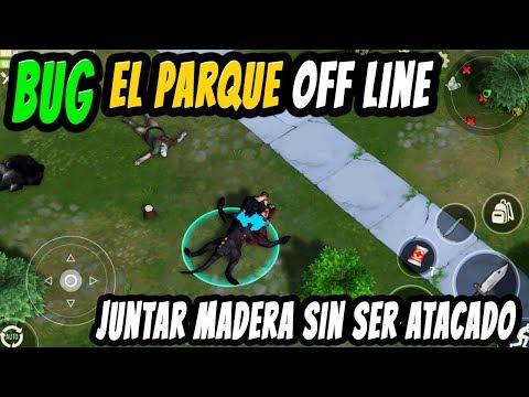 BUG Parque Off Line | PREY DAY: SURVIVAL